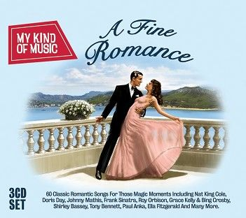 Various - My Kind Of Music - A Fine Romance (3CD / Download) - CD