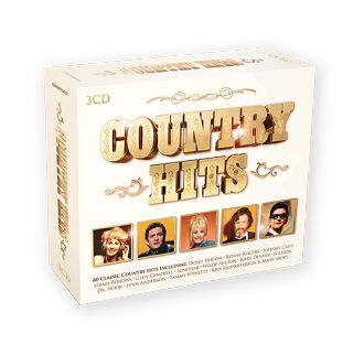 Various - Latest & Greatest Country Hits (3CD) - CD