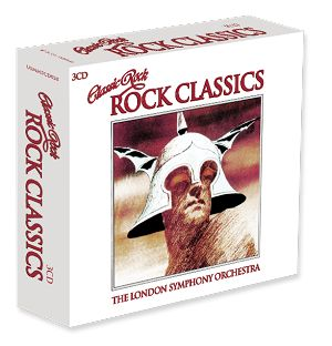 The London Symphony Orchestra - Classic Rock - Rock Classics<br> (3CD / Download) - CD