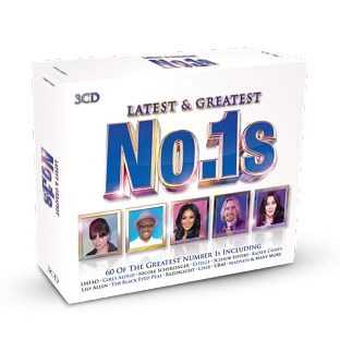 Various - Latest & Greatest No1s (3CD) - CD