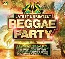 Various - Latest & Greatest Reggae Party (3CD) - CD