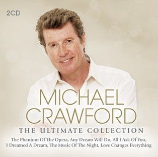 Michael Crawford - The Ultimate Collection<br> (2CD / Download) - CD