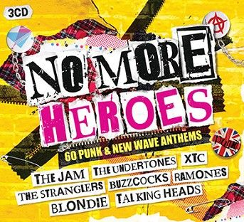 Various - No More Heroes (3CD/Download) - CD