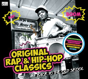 Various Artists - Original Rap & Hip Hop Classics - CD