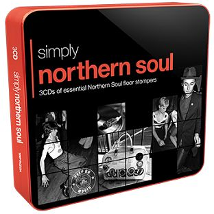 Various - Simply Northern Soul (3CD) - CD