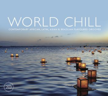 Various Artists - World Chill (2CD) - CD