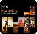 Various - Simply Country (3CD)