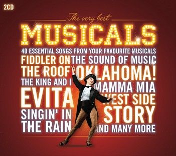 Various - The Very Best Musicals (2CD) - CD