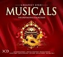 Various - Greatest Ever Musicals (3CD)