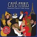 Various - Cafe De Paris - Essential French Cafe Songs (3CD Tin)
