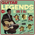 Various - Guitar Legends (3CD Tin)