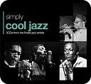 Various - Simply Cool Jazz (3CD)